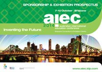 Minister of Education speaks at the AIEC 2013