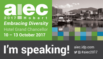 AIEC 2017 I'm Speaking 350x200px
